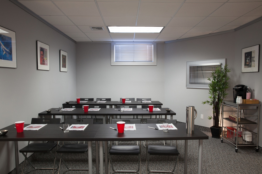 Seminar Room - Fits Up to 20